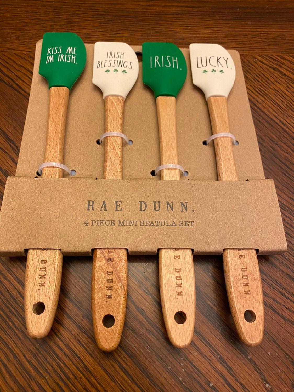 Rae Dunn Mini Spatula Set of 4