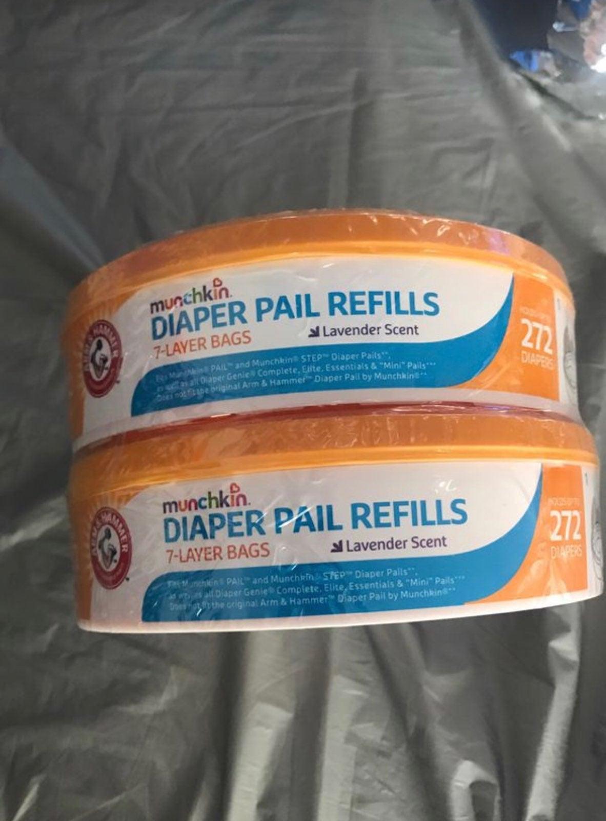 Diaper Pail Refiller