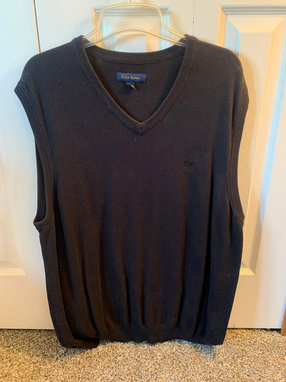 Club Room Sweater Vests