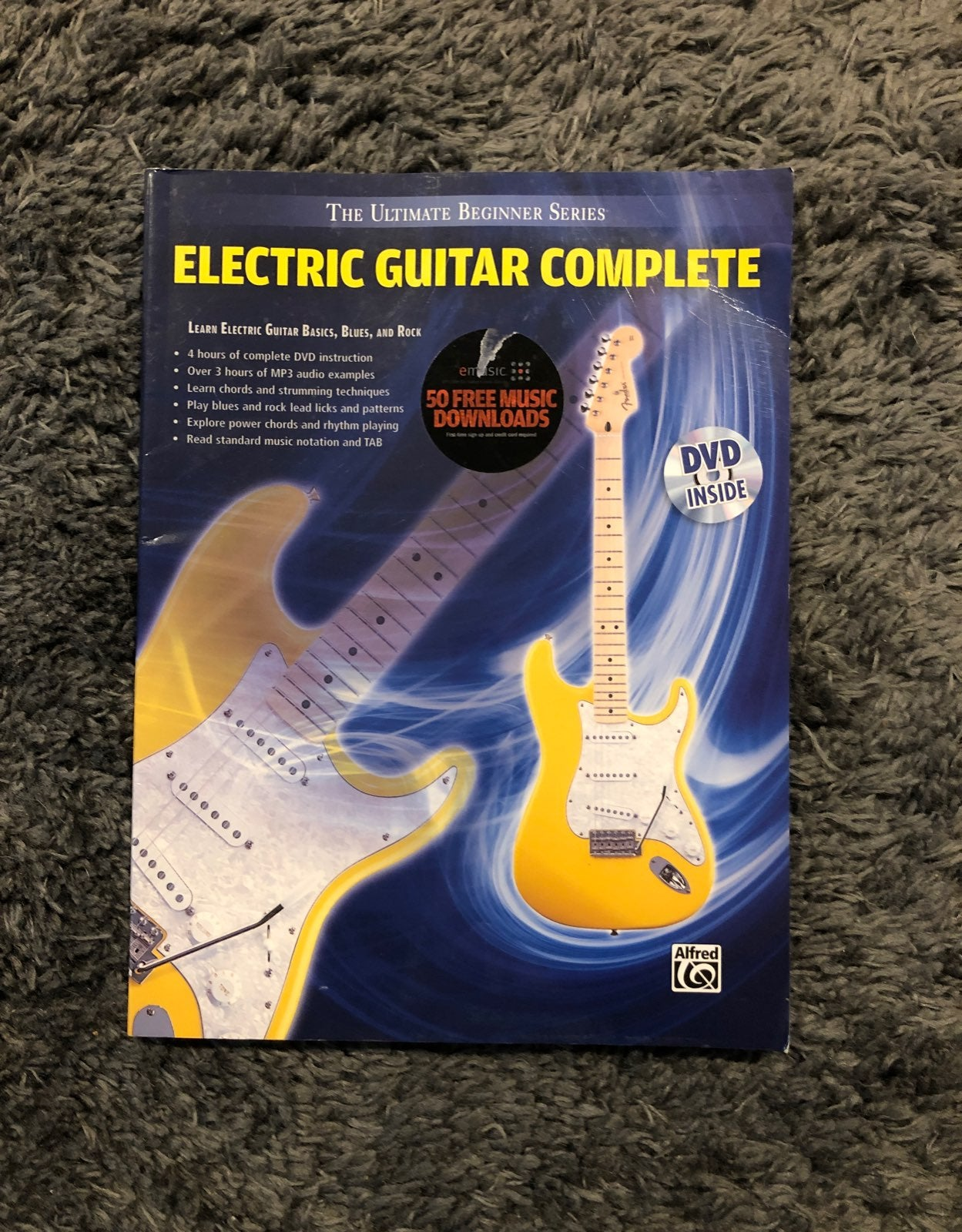 Electric Guitar Complete