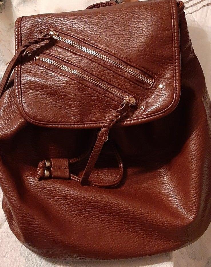 Womens backpack/purse