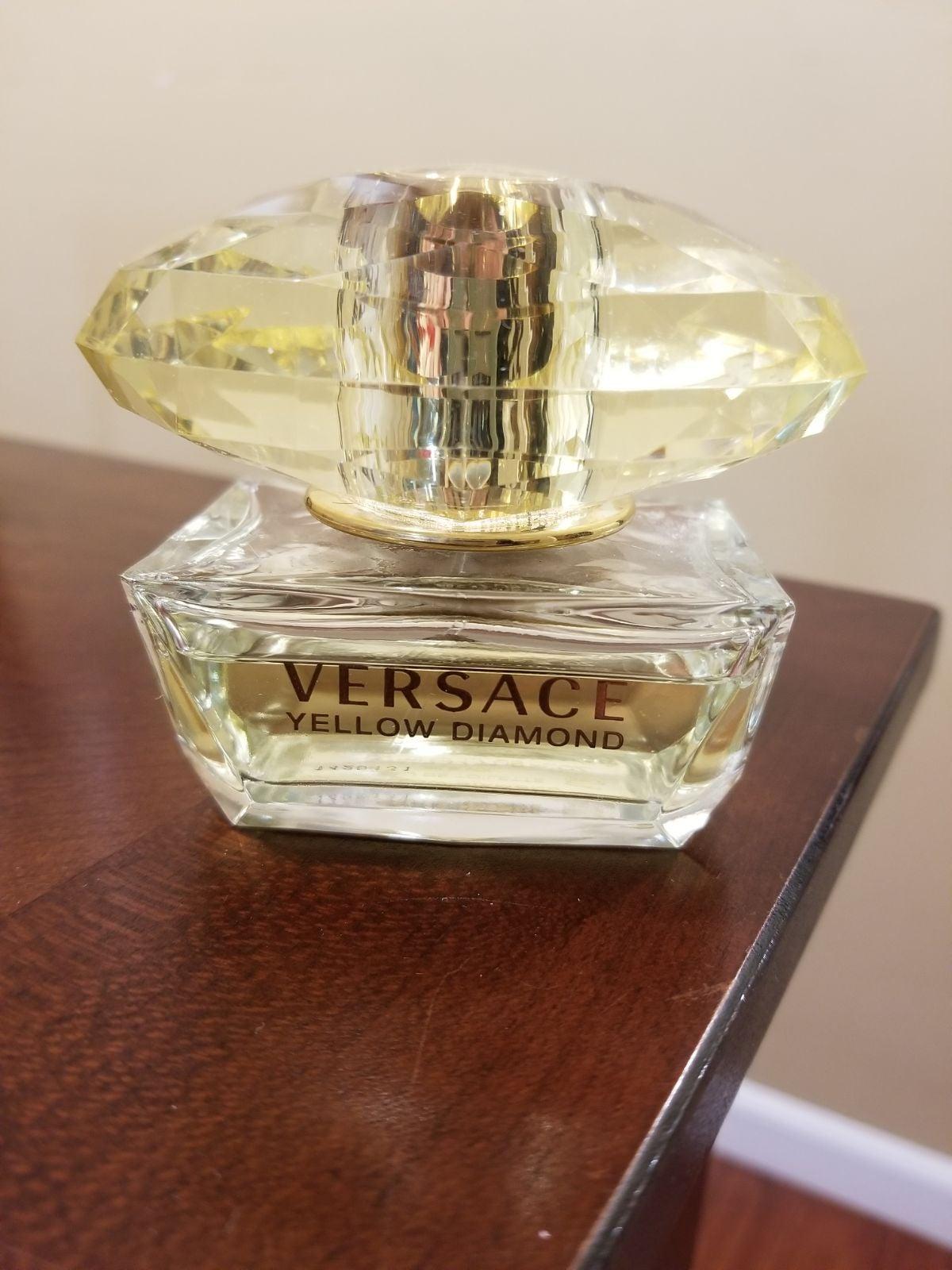 Versace Yellow Diamond Perfume 1.7 fl oz