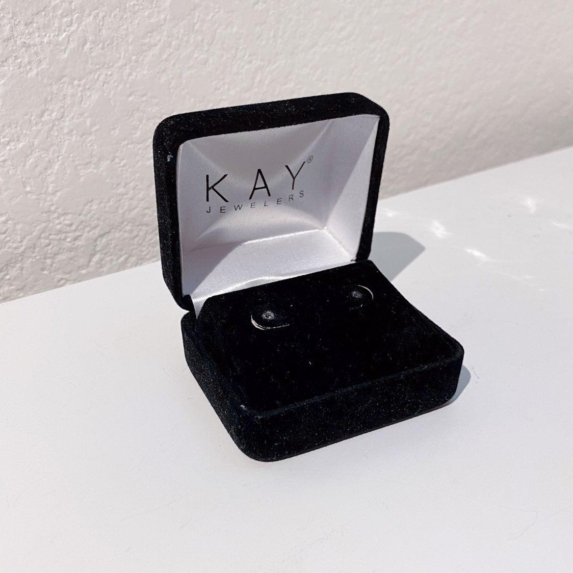 Kay Jewelers Earring Box