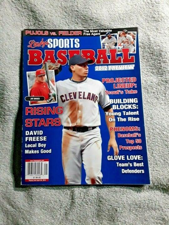 Lindys 2012 Baseball Magazine