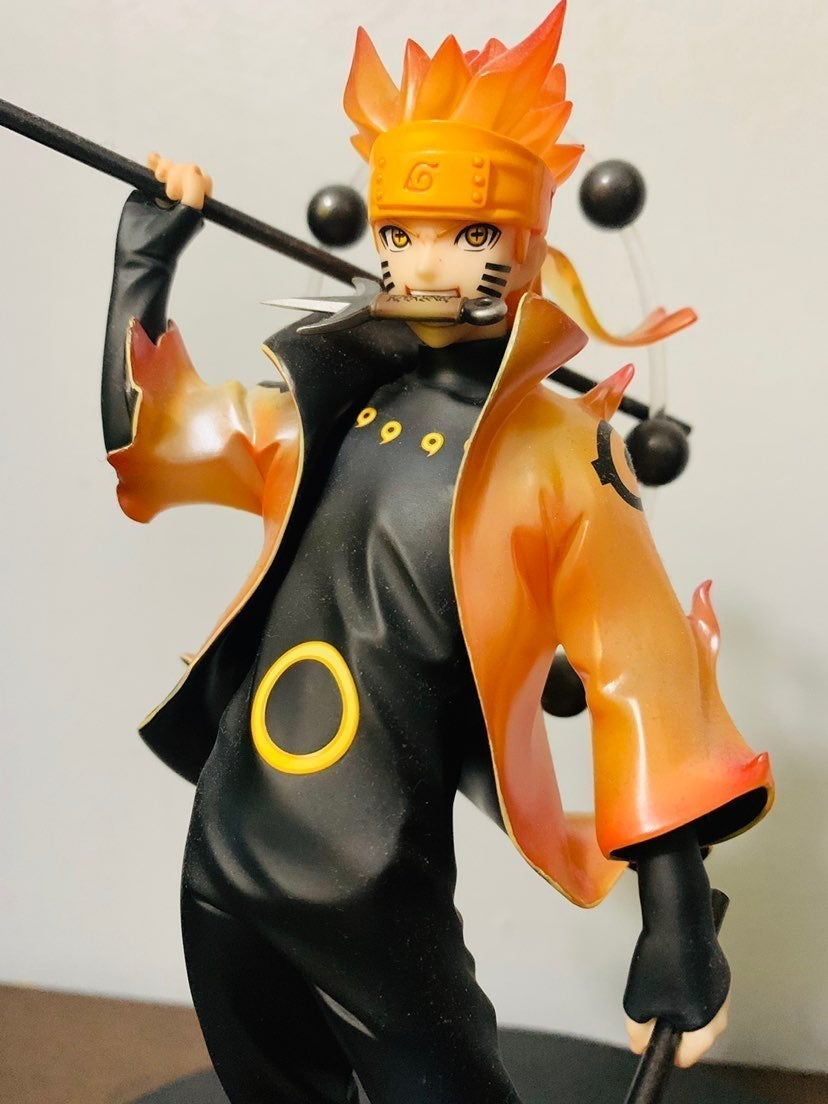 Authentic Megahouse Naruto Six Paths