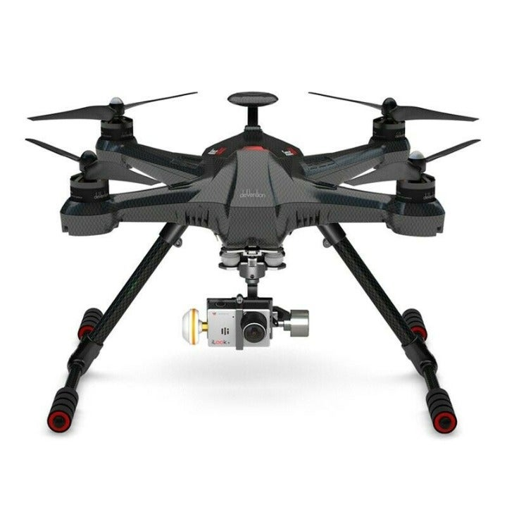 Walkera Scout X4 (Carbon) with iLook cam