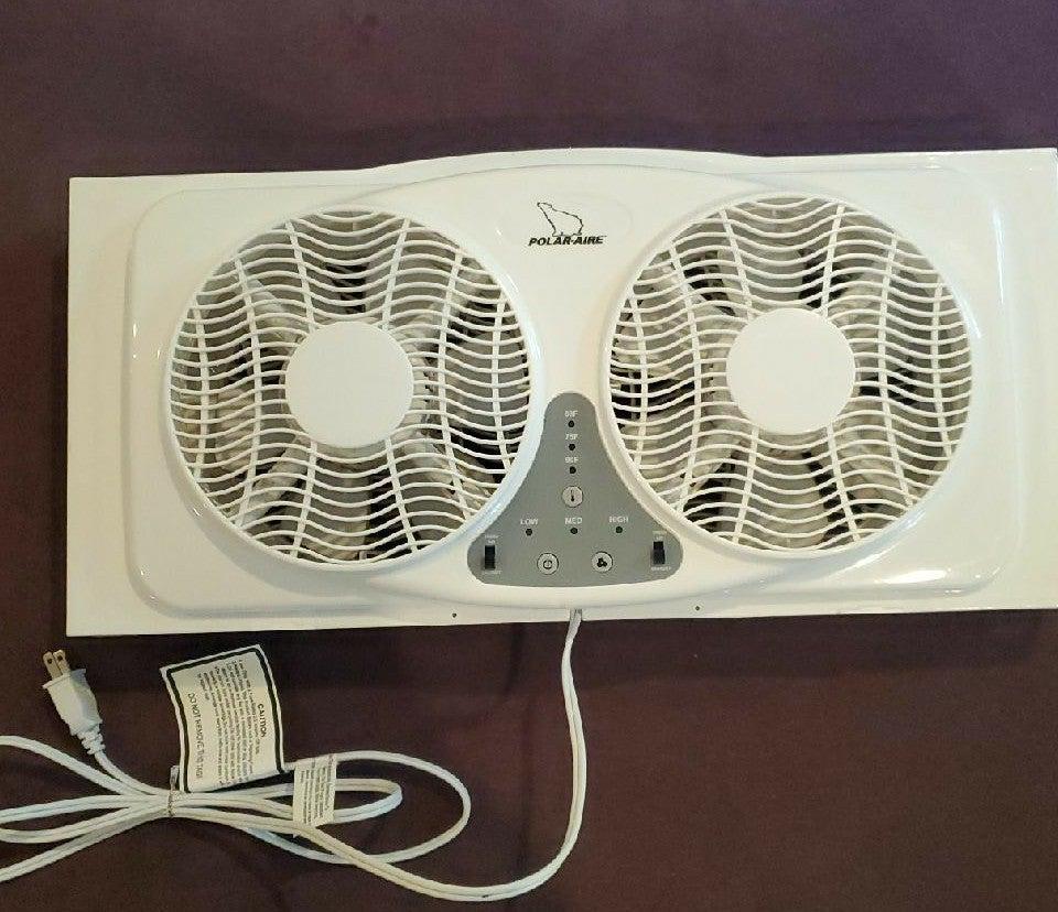 Polar Aire Window Fan