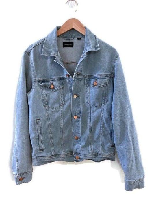 J.CREW/JEANS Classic Denim Jacket