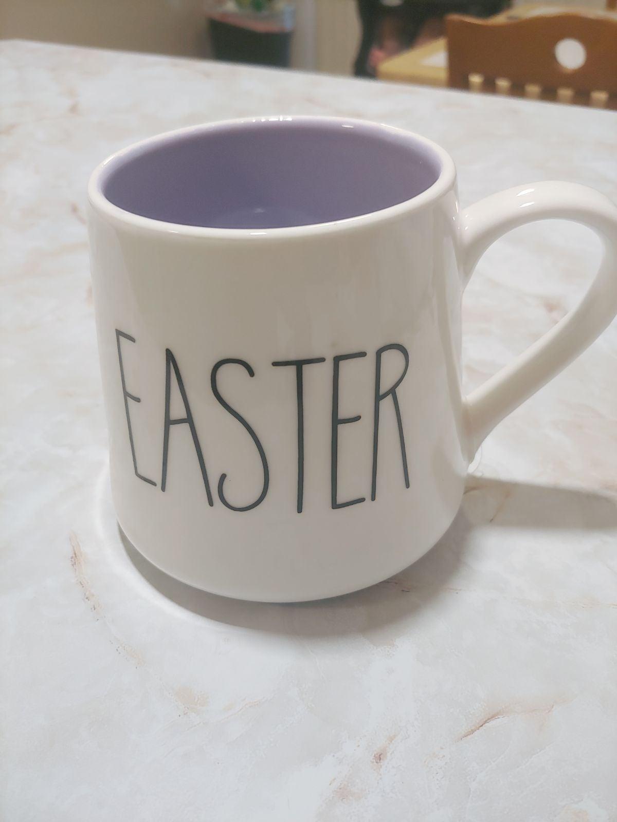 Rae Dunn inspired EASTER mug