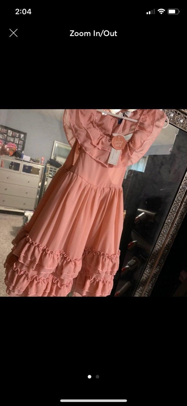 Bailey's Blossoms Boutique Dress