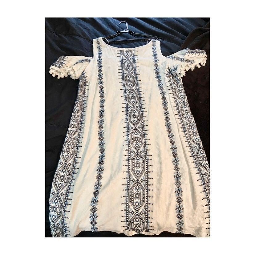 Beautiful Boho Style Dress