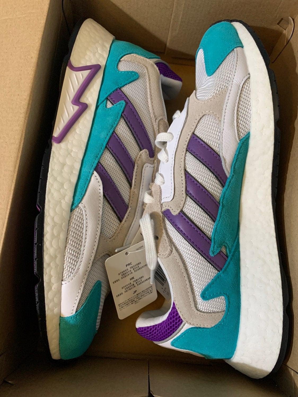 Adidas tresc run SIZE 11.5 purple/blue