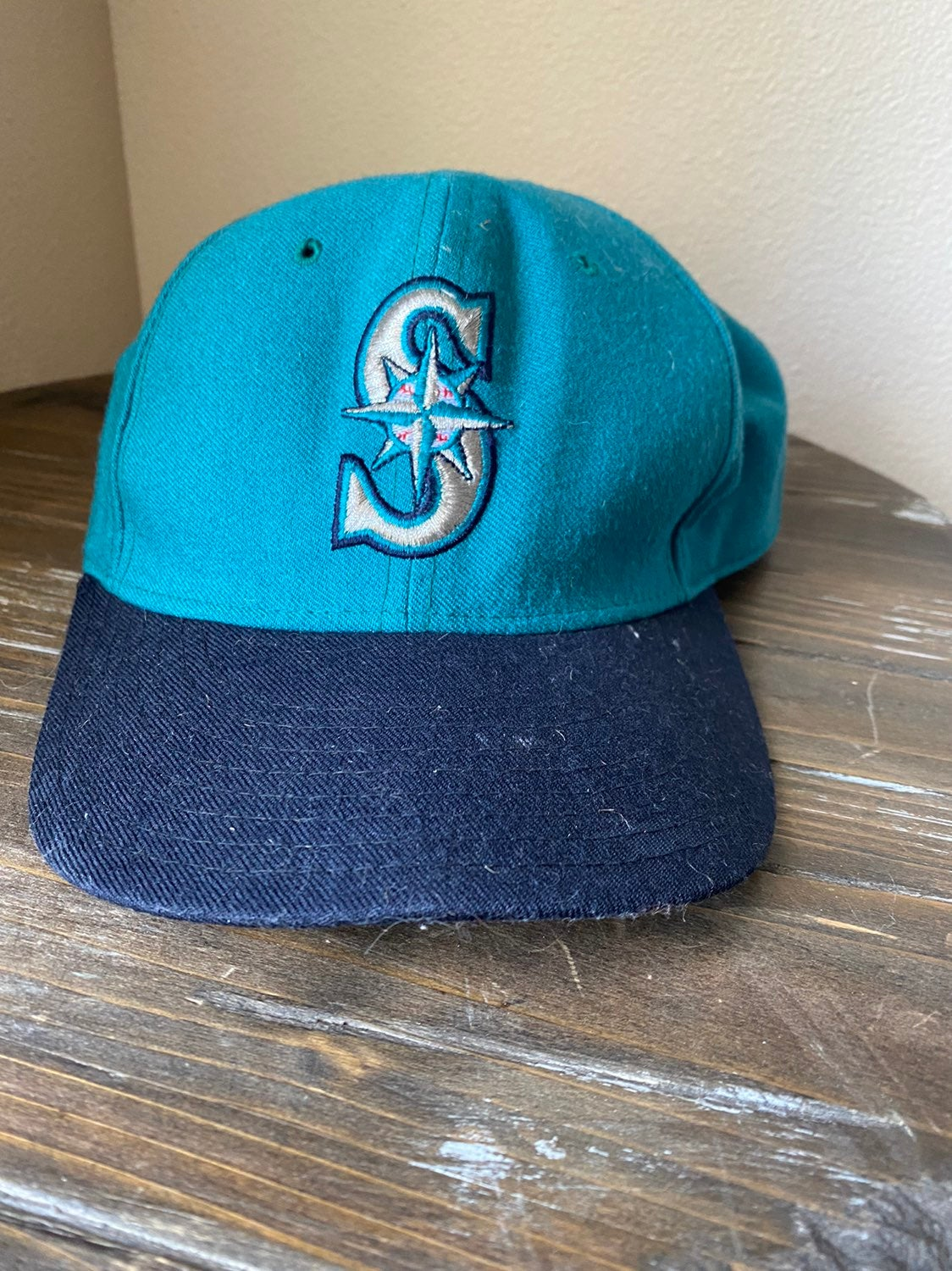 Vtg 1990s Seattle Mariners Griffey 6 5/8