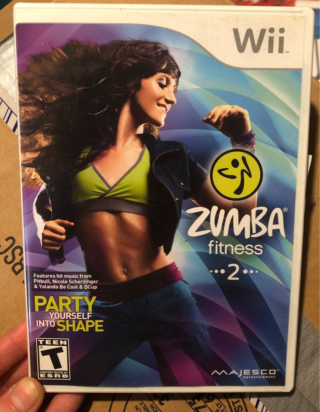 Zumba Fitness 2 on Nintendo Wii