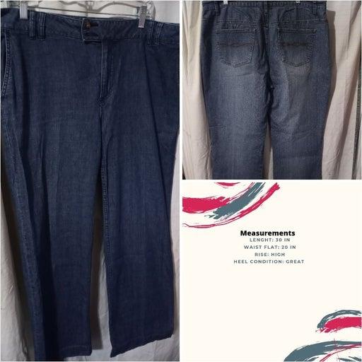 Covington Bootcut jeans size 16