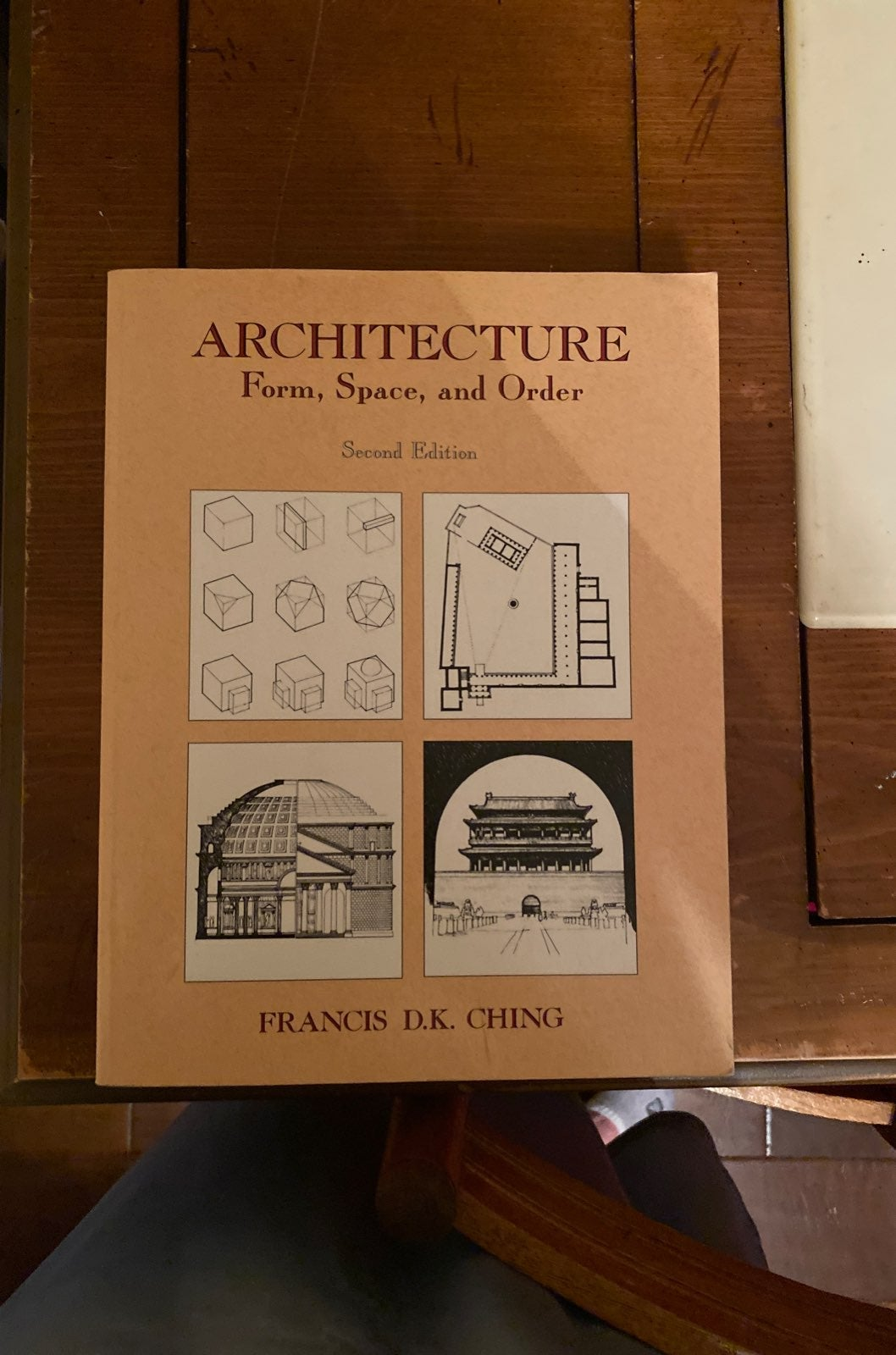 Architecture Form,Space and Order