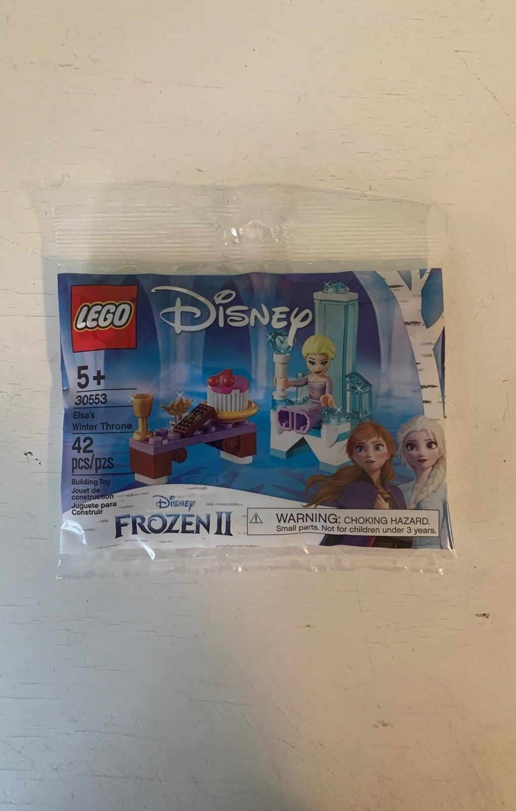 LEGO Disney Frozen 2 Elsa 30553