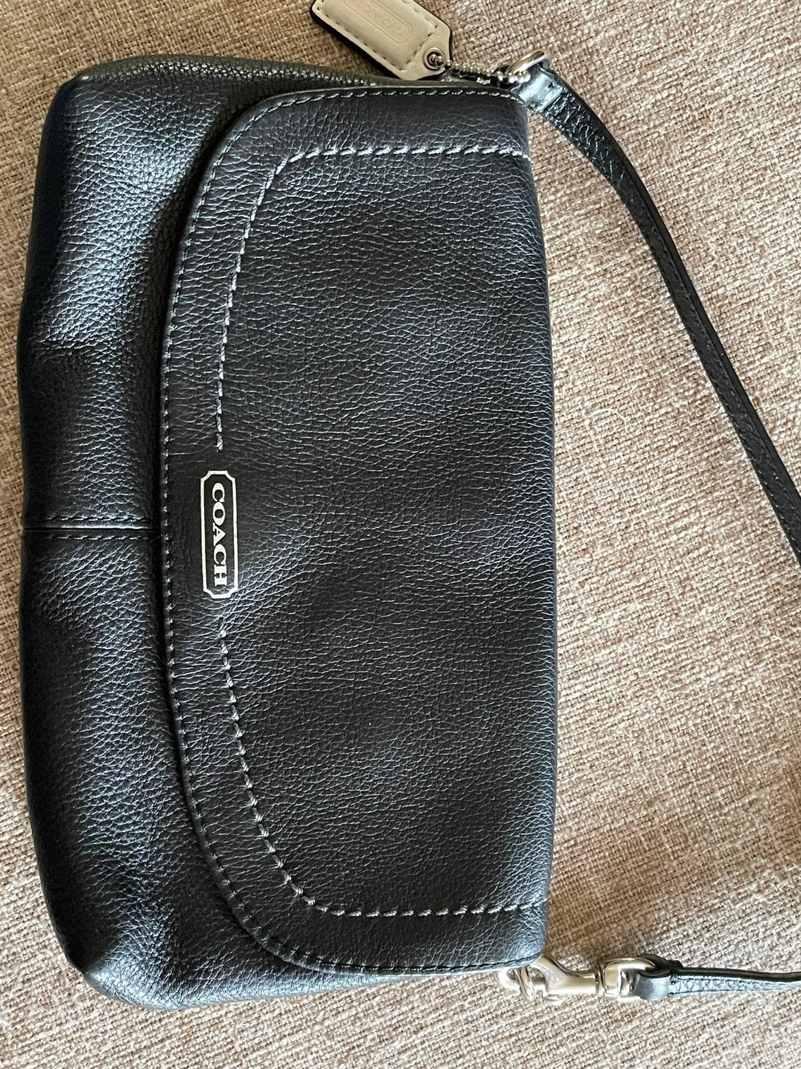 Coach small clutch