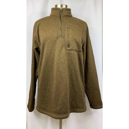 OUTDOORLIFE 1/4Zip Pullover FleeceJacket
