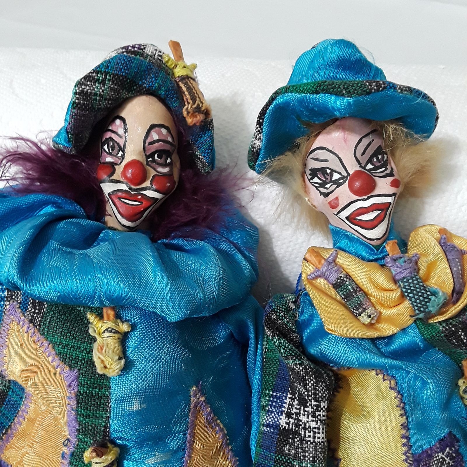 Hand Made Puppets