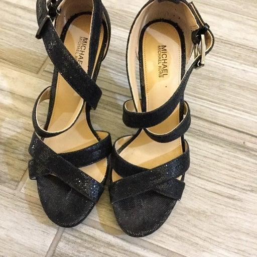 Michael Kors high heels womens shoes sz