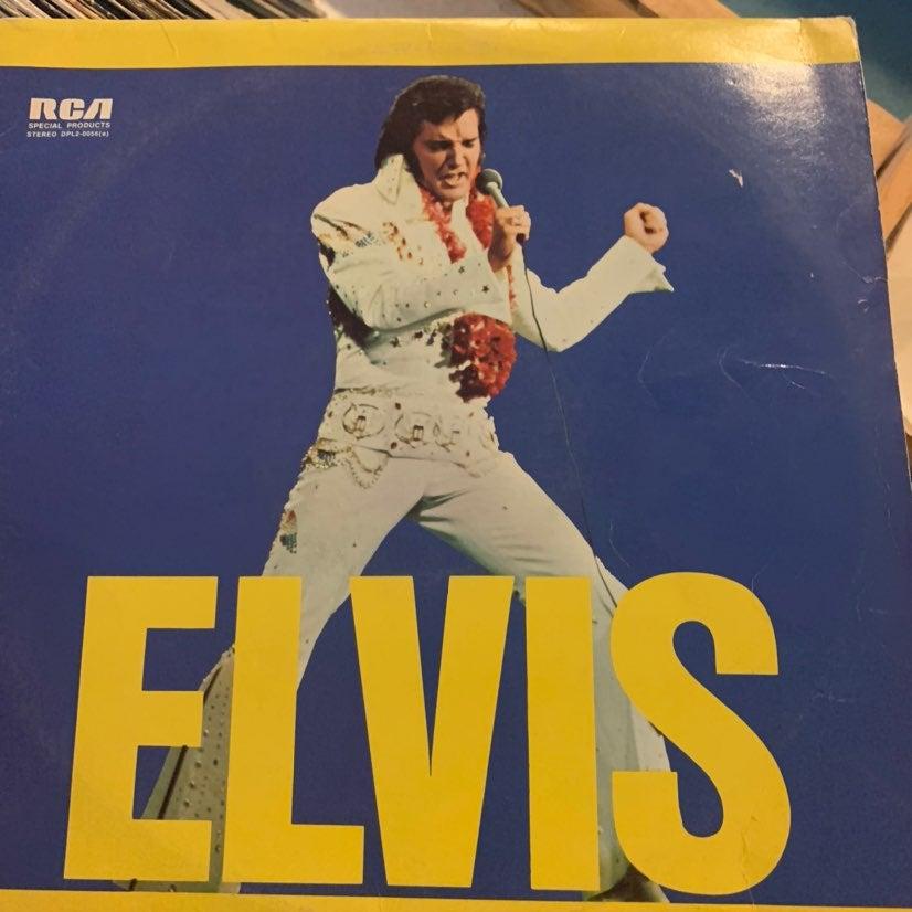 Elvis Presley - Elvis 2 lps