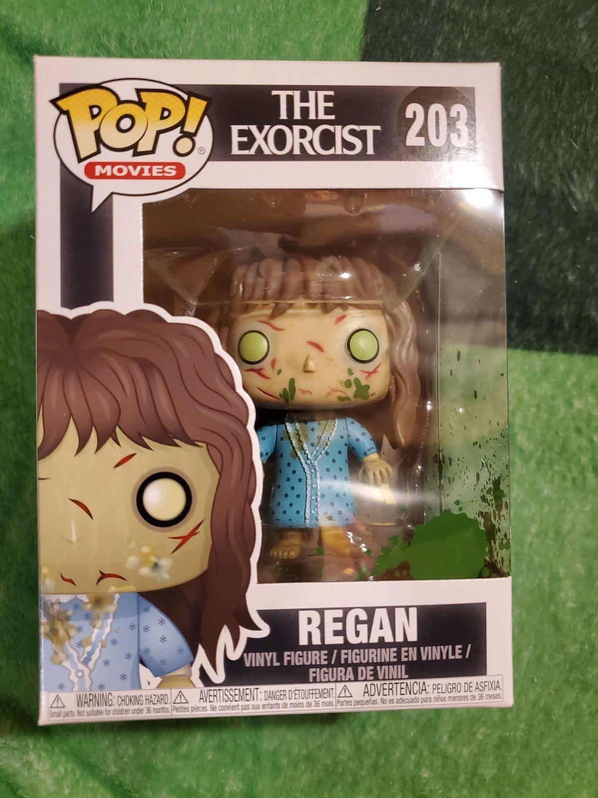 Funko Pop Exorcist Regan