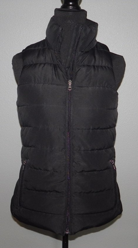 Banana Republic Sherpa-Lined Puffer Vest
