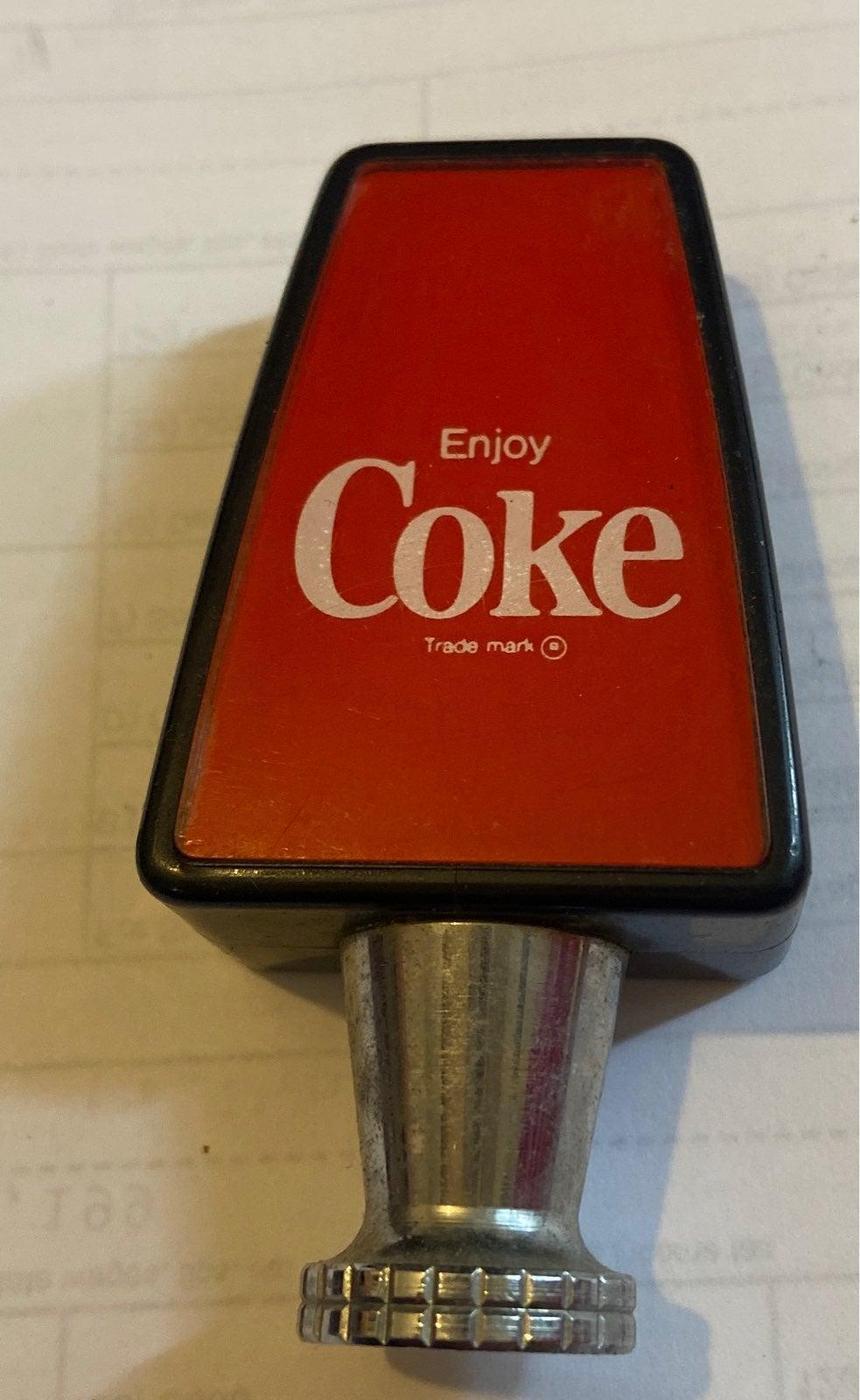 """VINTAGE COKE COCA-COLA 3"""" SODA FOUNTAIN"""