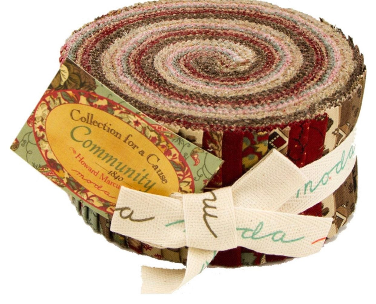 Moda Jelly Roll Vintage Collection for a