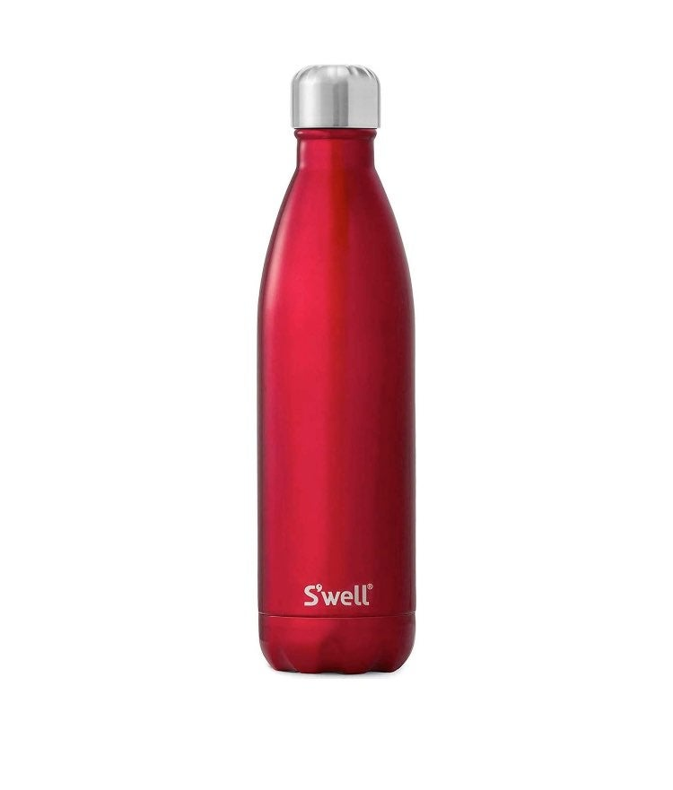 Swell Water Bottle Rowboat Red 17oz