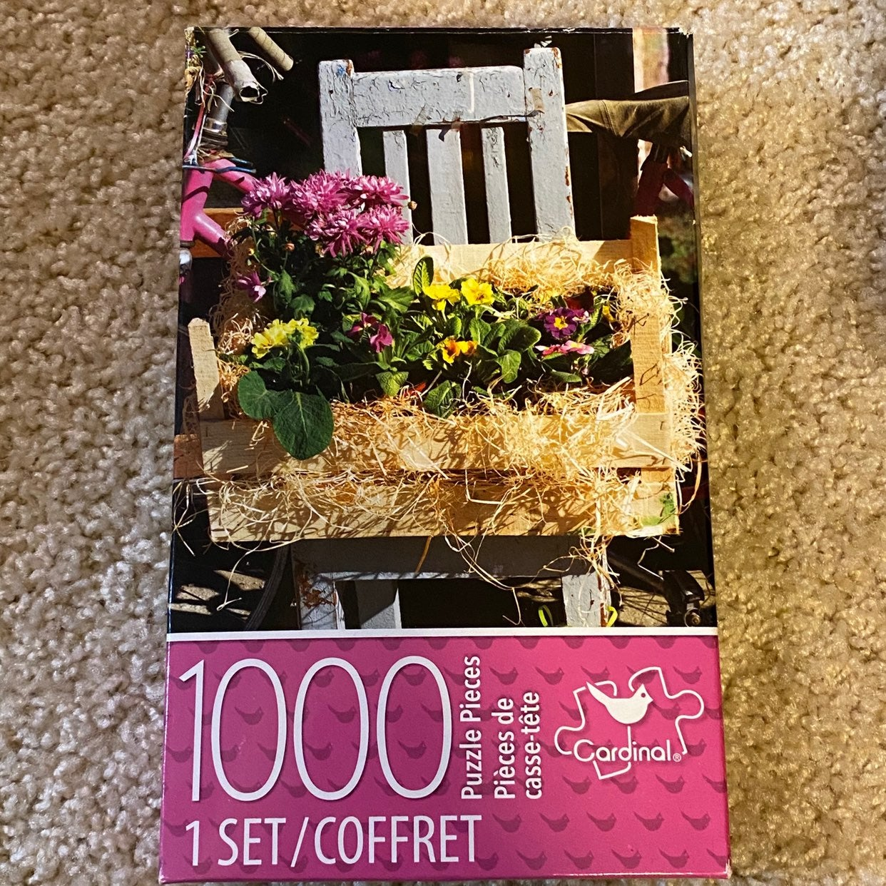 Cardinal Outdoors 1,000 Pc Jigsaw Puzzle