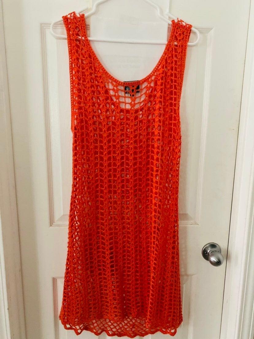 Angie Crochet Lace Sleeveless Dress