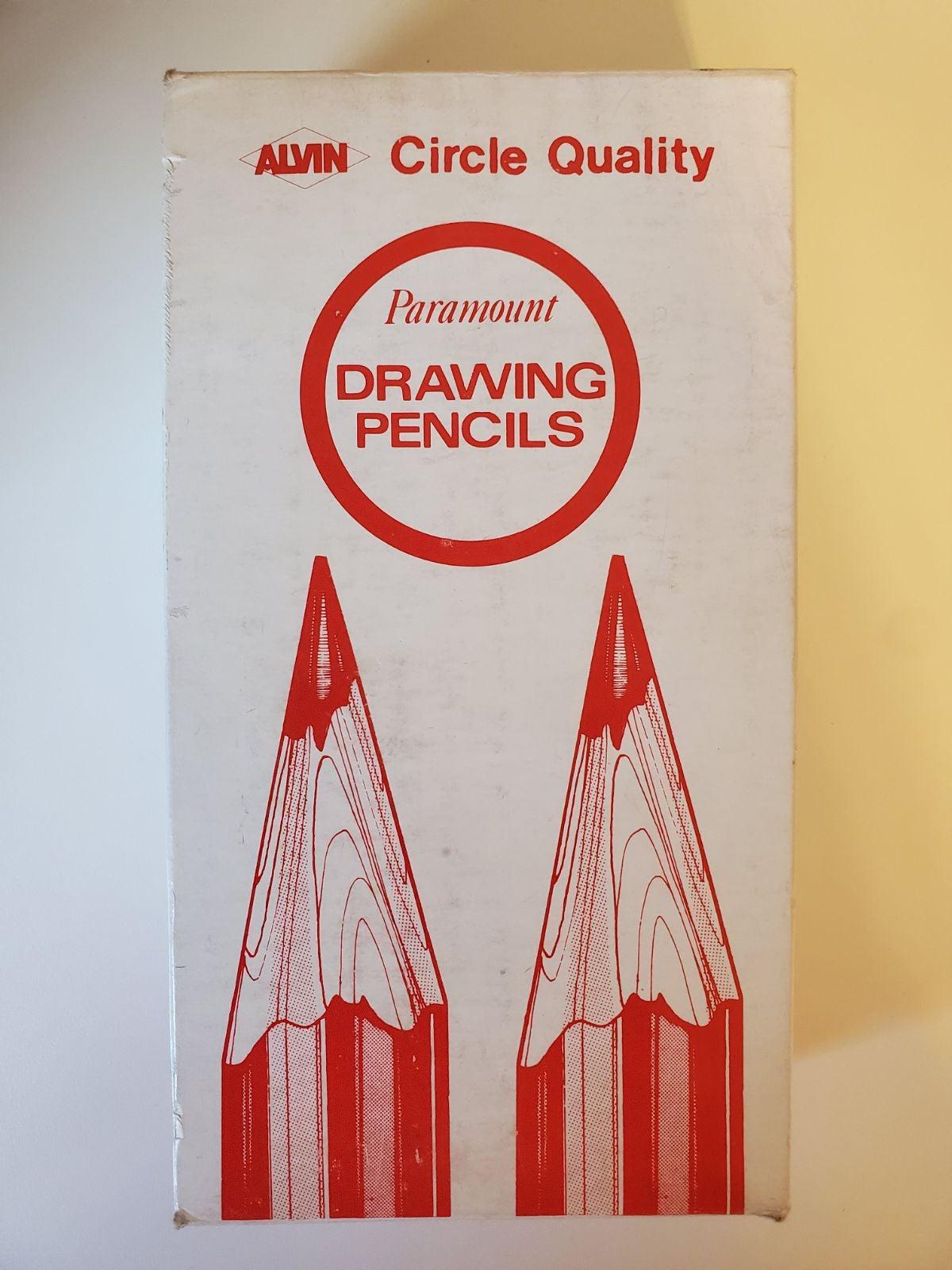 Alvin, Paramount, H Pencils - 72