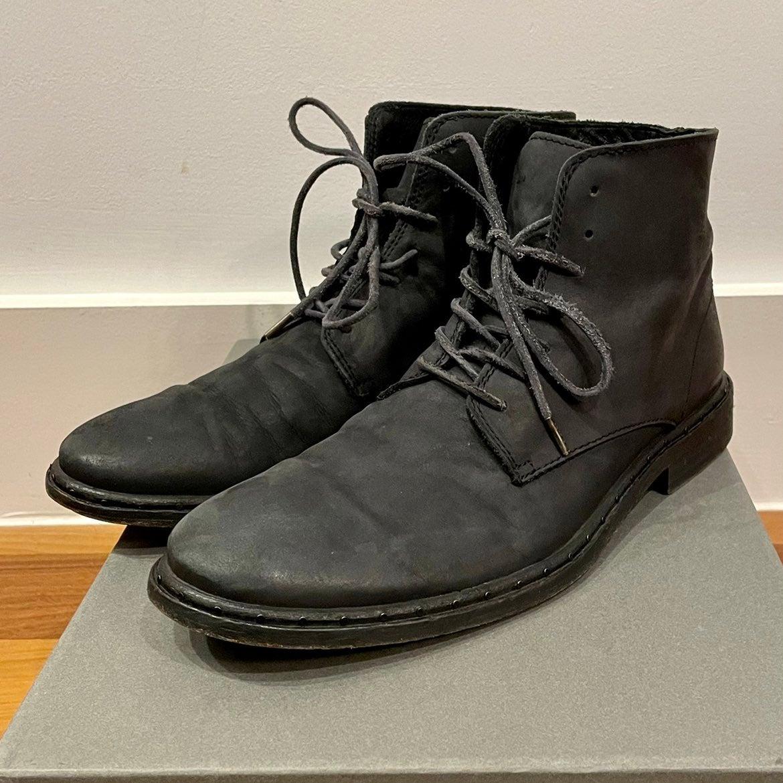 AllSaints Brisk Boots Leather - Black