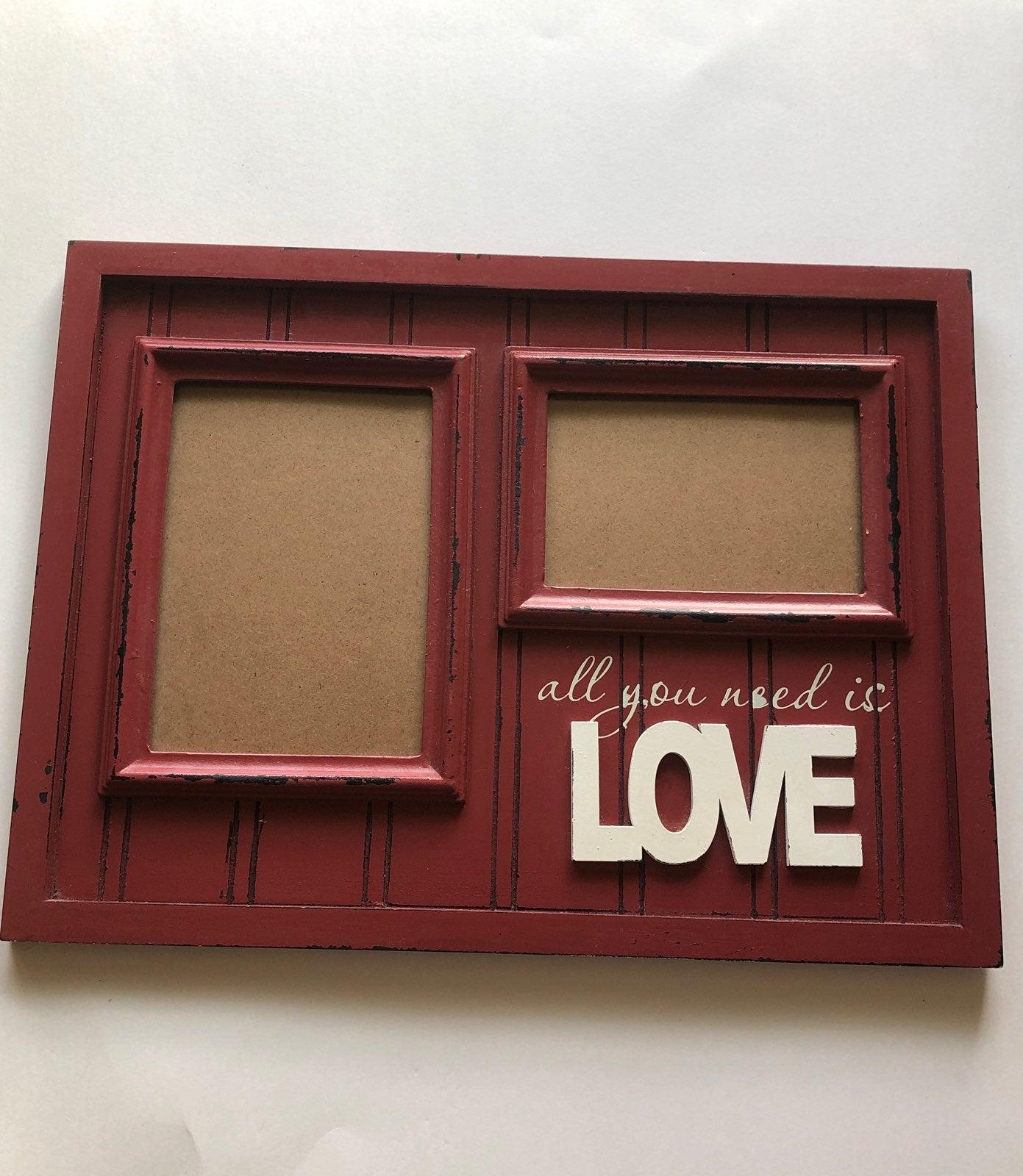 Hobby Lobby Love Frame