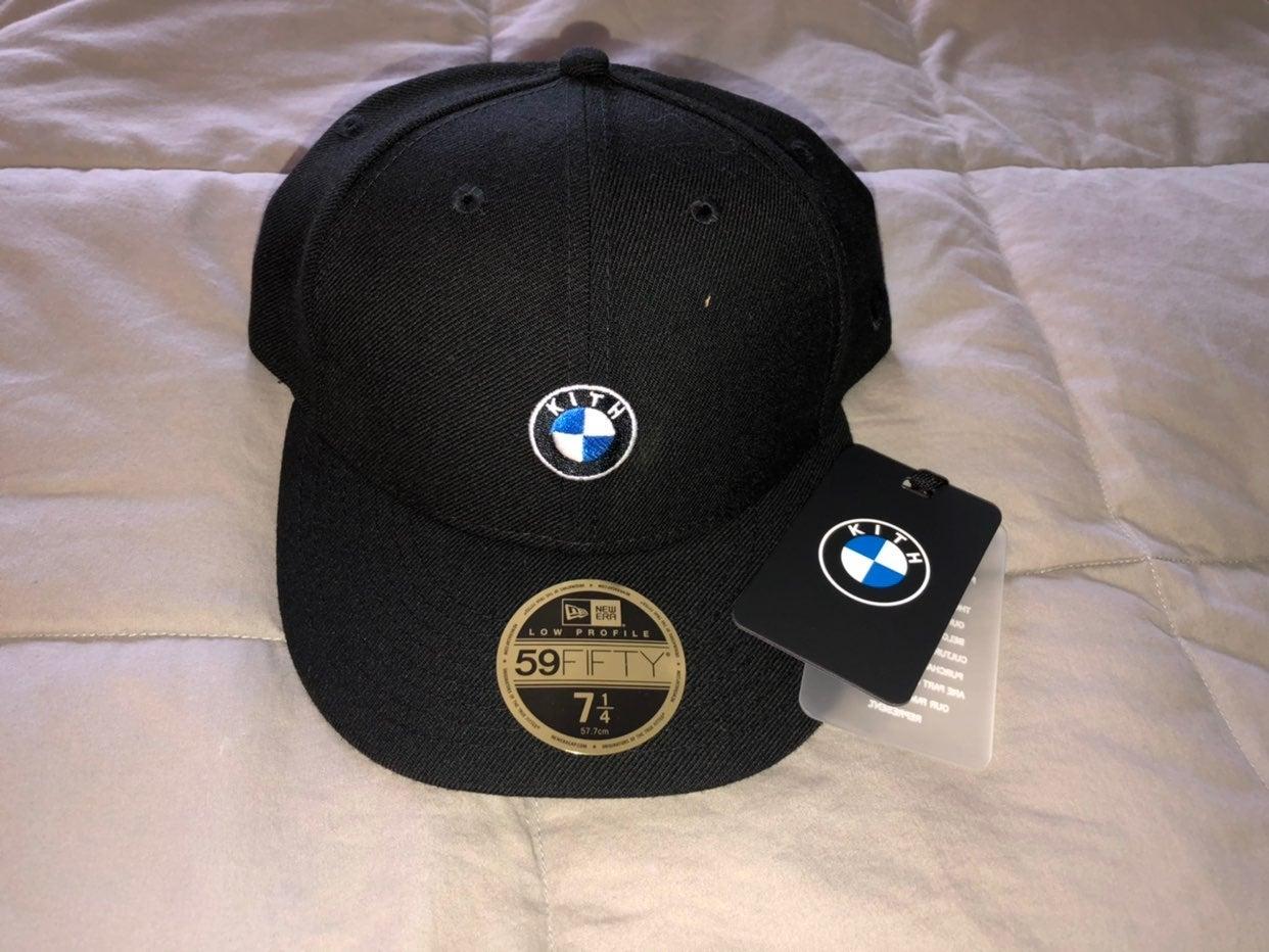 KITH BMW New Era. 59FIFTY CAP