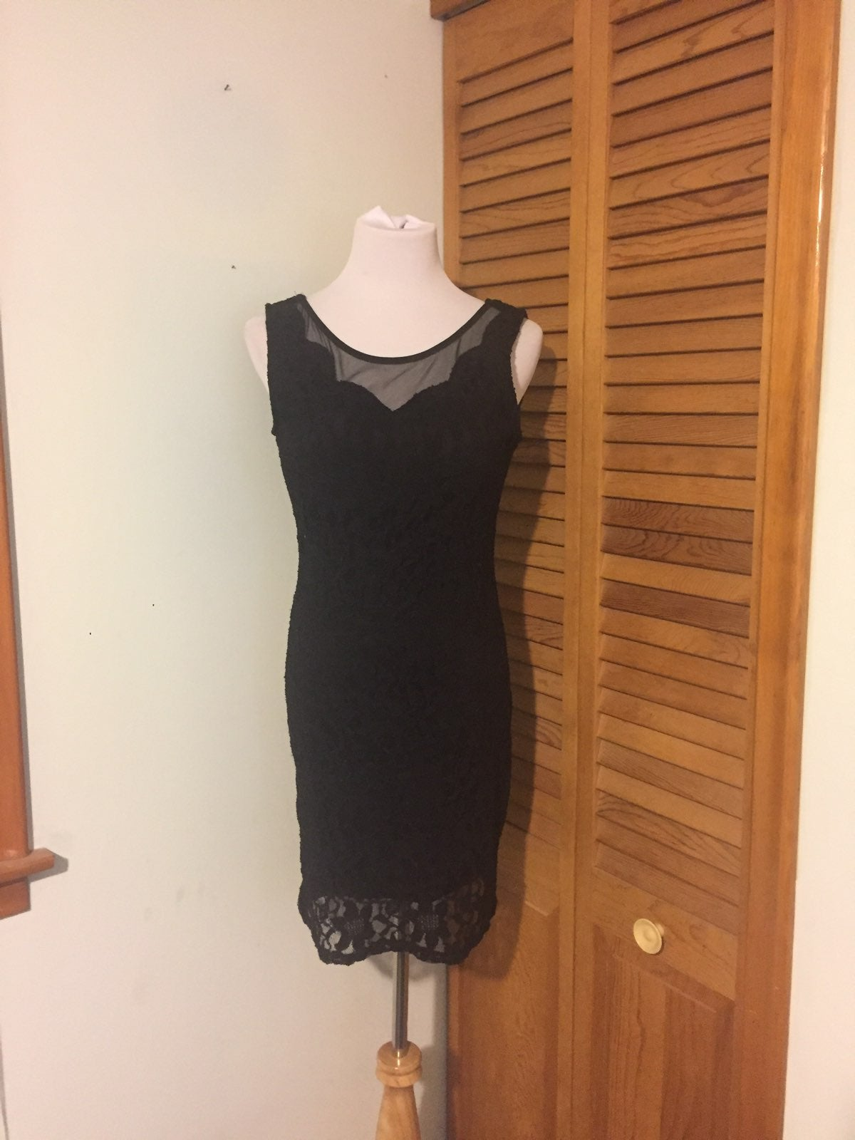 Gorgeous Lace Dress From Deb LBD