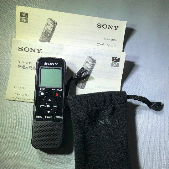 Sony IC Recorder