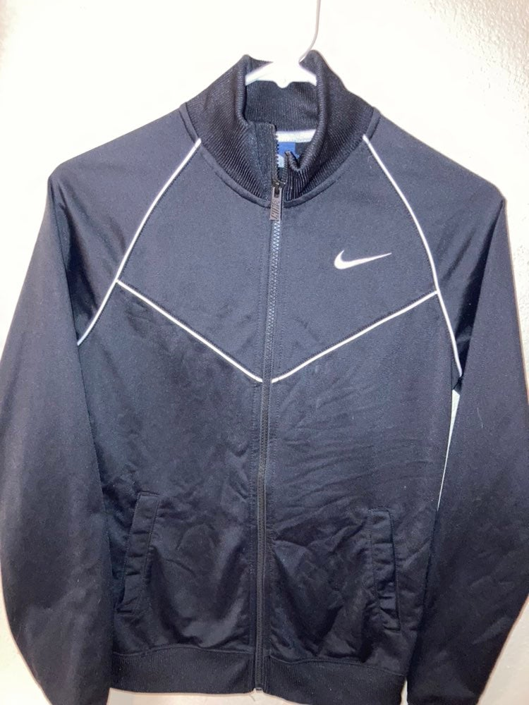 Womens Nike Full Zip Track Jacket