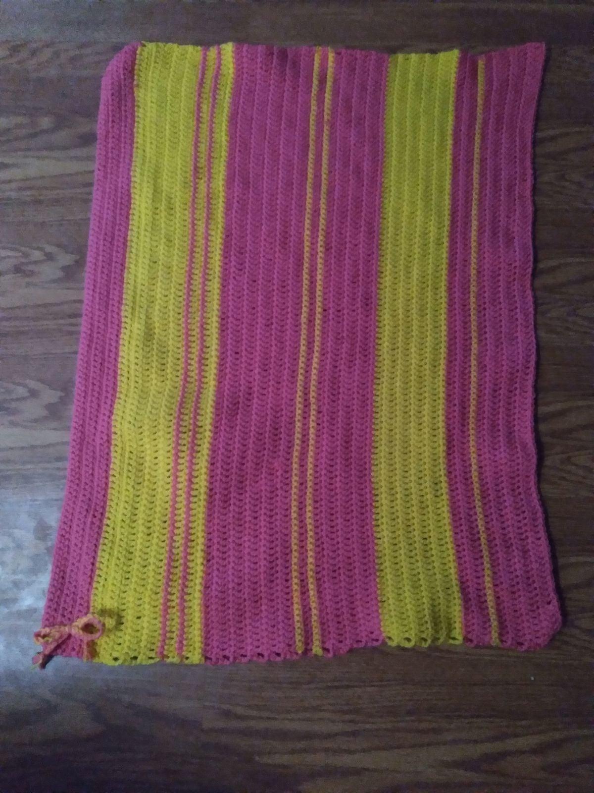baby blanket/lap blanket