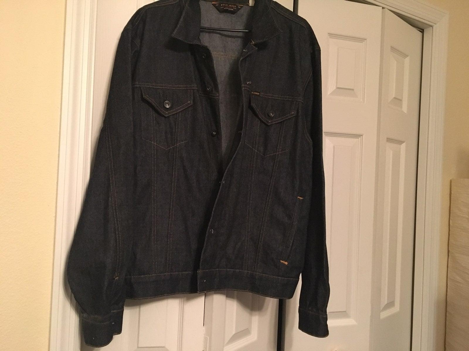 Ralph Lauren  Mens Jean jackets