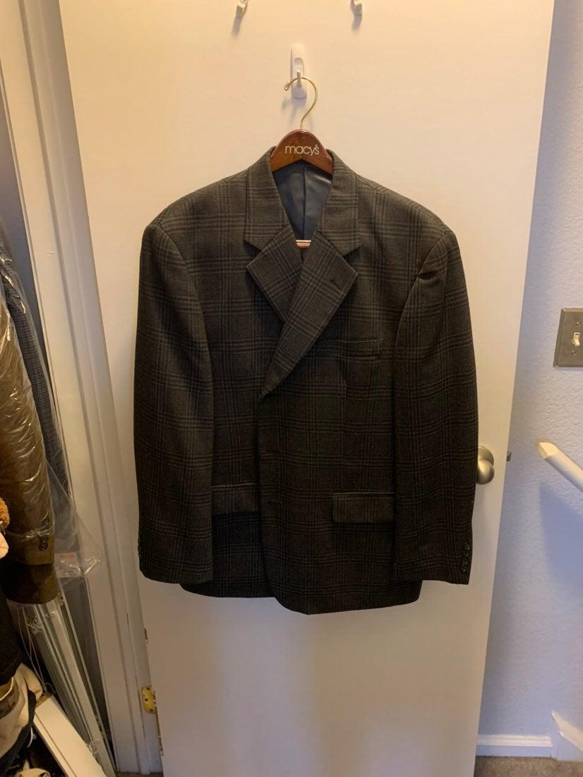 Club room sport coat 44R
