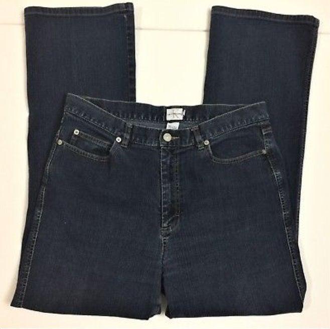 Calvin Klein Jeans Size 12 Straight Leg