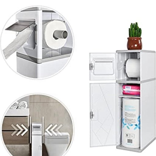 Bathroom Storage Toilet Paper Storage