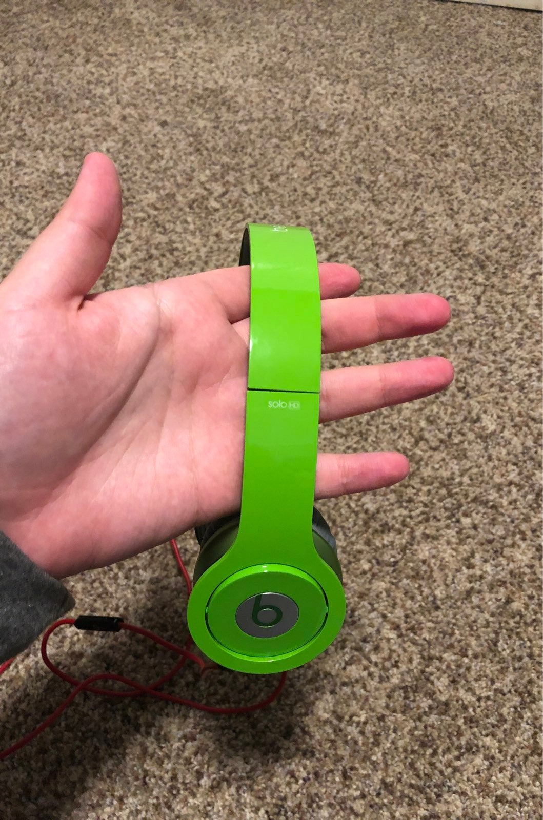 Wired Beats Headphones by Dr. Dre