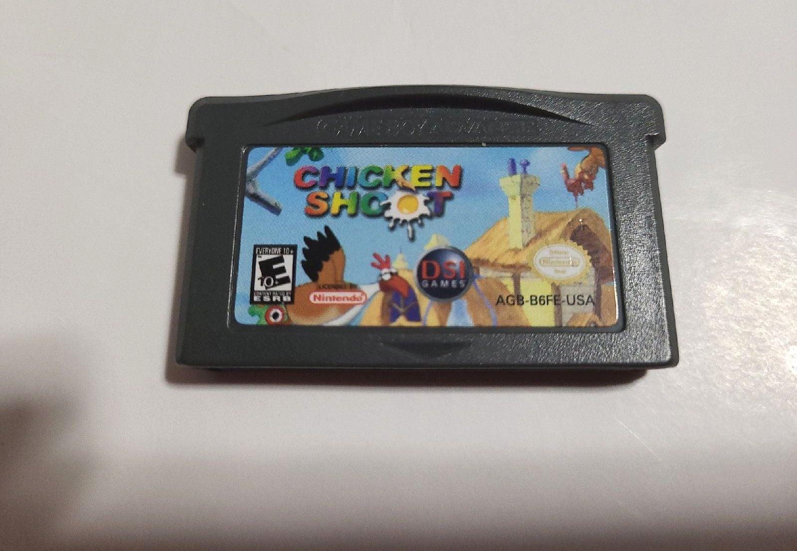 Nintendo Gameboy Advance Game