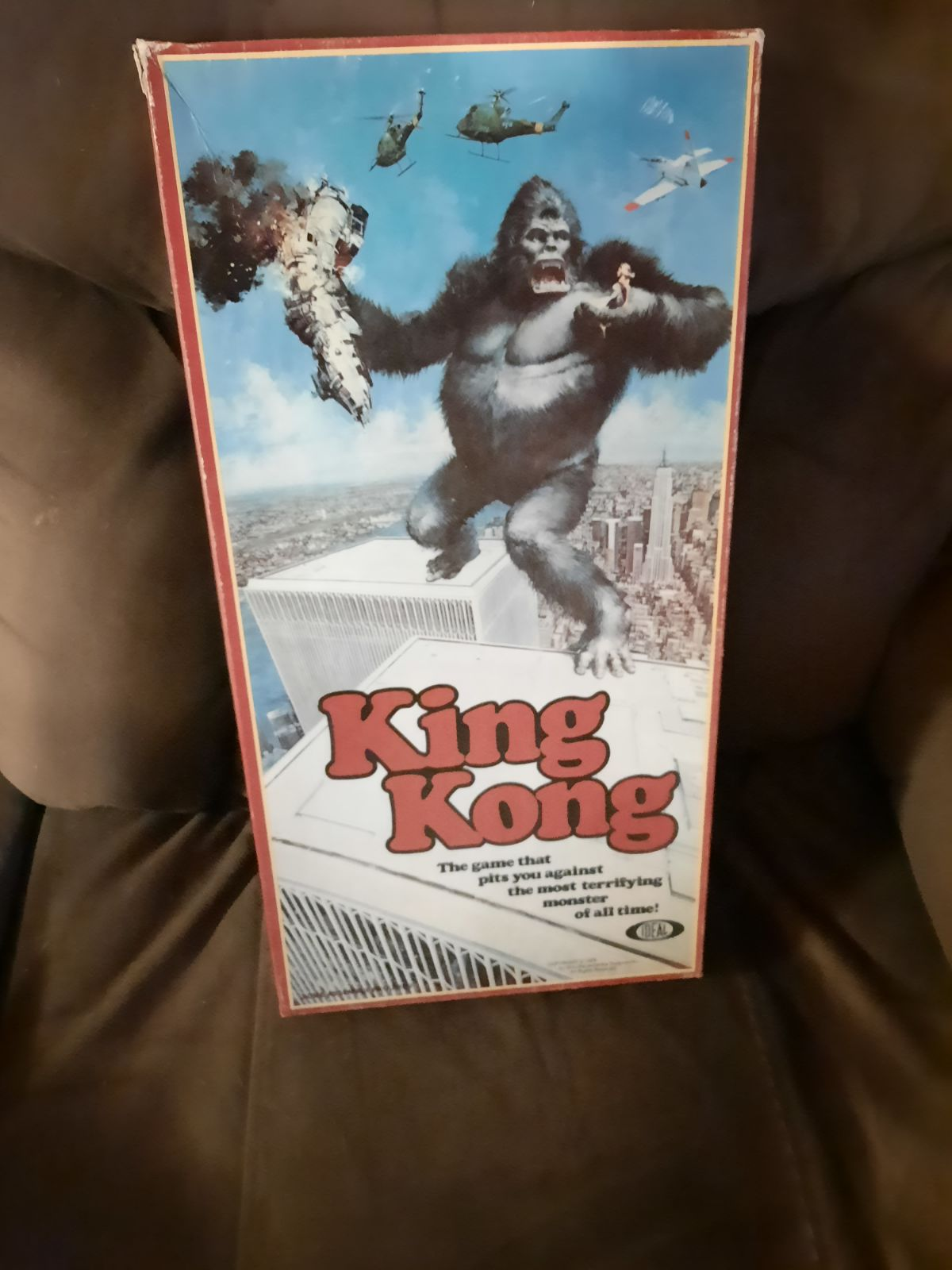 1976 king Kong board game very RARE!!