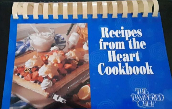 RECIPES FROM THE HEART COOKBOOK