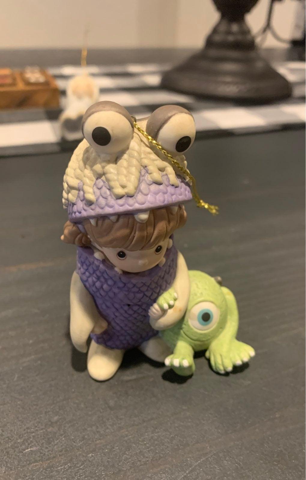Disney monsters Inc. Precious moments